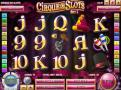 Play the New Cirque du Slots Game at Bovada Casino