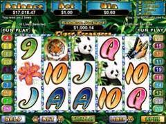 Tiger Treasures Video Slots