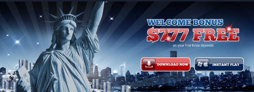 Bonuses and New Design at Liberty Slots Casino