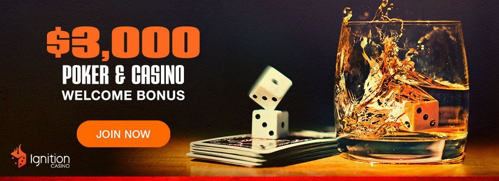Top Welcome Bonuses at Ignition Casino