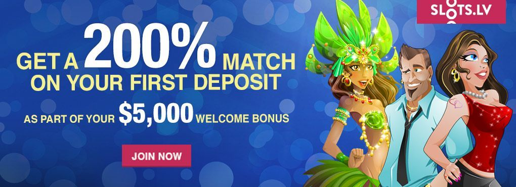 Online Slot Machine Bonuses at Slots.LV Casino
