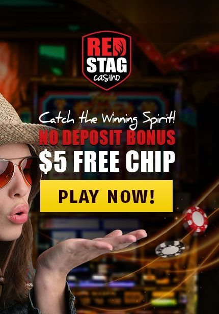 Red Stag Casino Free Bonuses