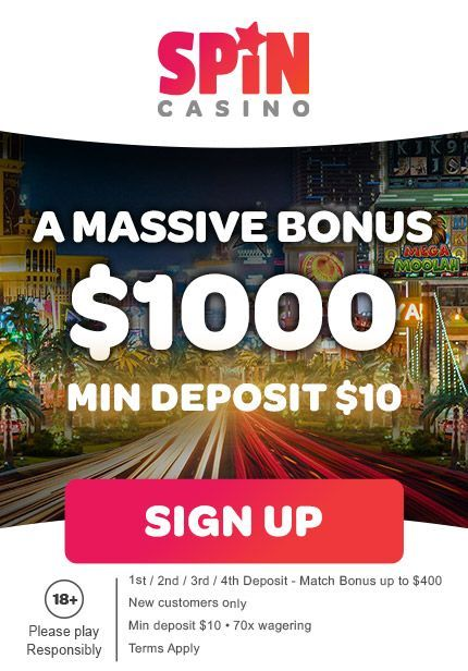 Spin Casino Games and Promotions