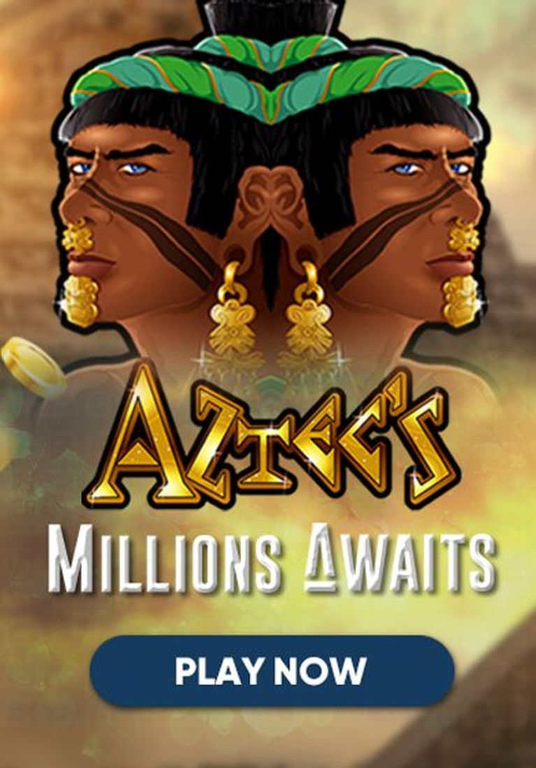 Win Riches Playing in Aztec Riches Casino