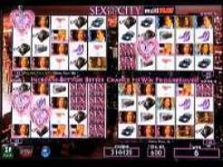 Sex and the City: Out On The Town Slots