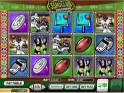 Play 5 Million Touchdown Slots now!