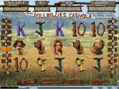 Hillbillies Cashola Slots