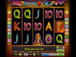 Play Book of Ra Slots now!