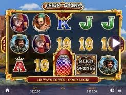 Reign of Gnomes Slots