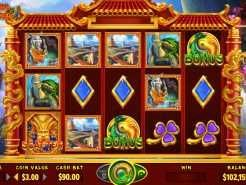 Mythical Creatures Slots