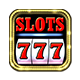 Crazy Diamonds Slot Machine Bank